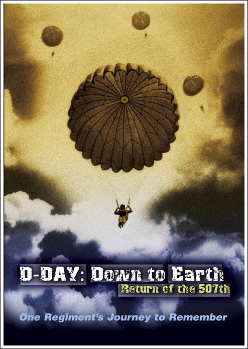 D-Day: Down to Earth