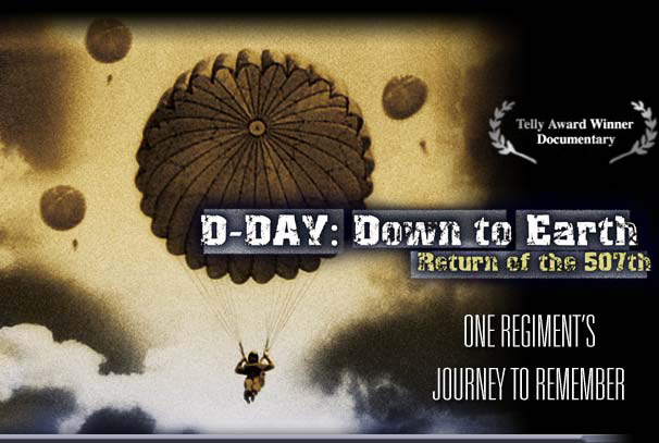 D-Day: Down to Earth—Return of the 507th